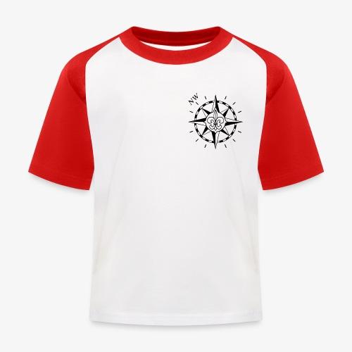 Nordwest - Lasten pesäpallo  -t-paita