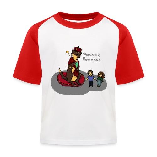 Cesarz Fretka Wspaniały - Koszulka bejsbolowa dziecięca