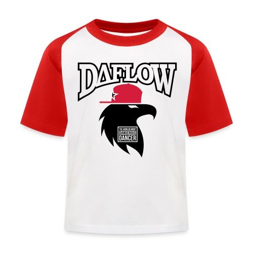 DANCER'S DAFLOW EAGLE EMBLEM ADLER - Kinder Baseball T-Shirt