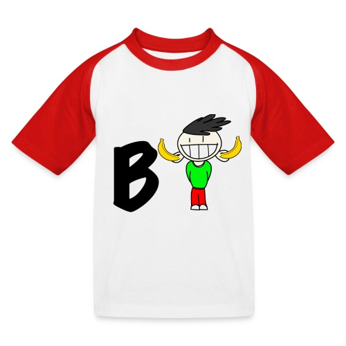 Bengeltje - B - Kinderen baseball T-shirt