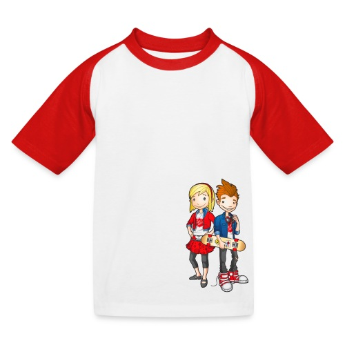 Kids Shirts Characters - Kinder Baseball T-Shirt
