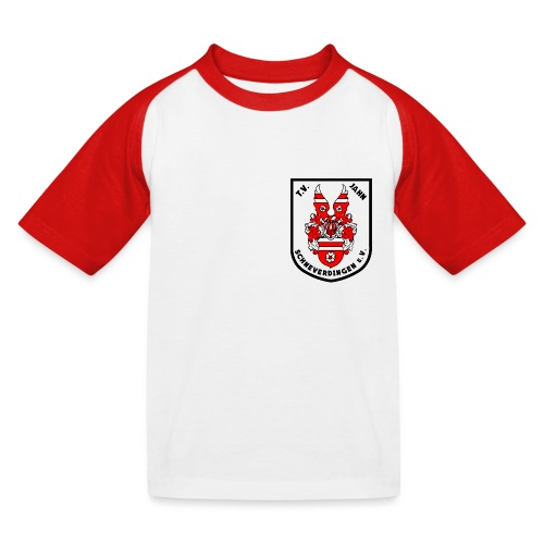 PNG - Kinder Baseball T-Shirt