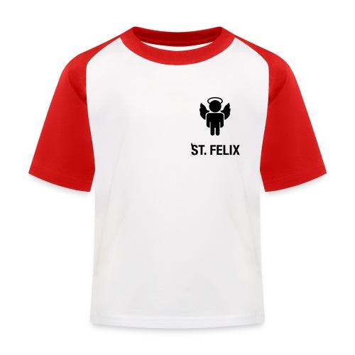 st felix - Lasten pesäpallo  -t-paita