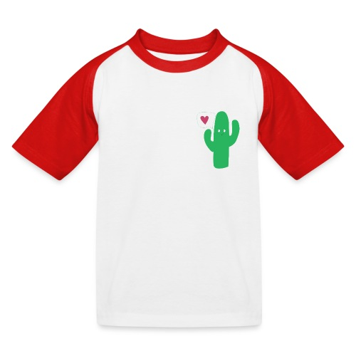 Cute cactus - T-shirt baseball Enfant