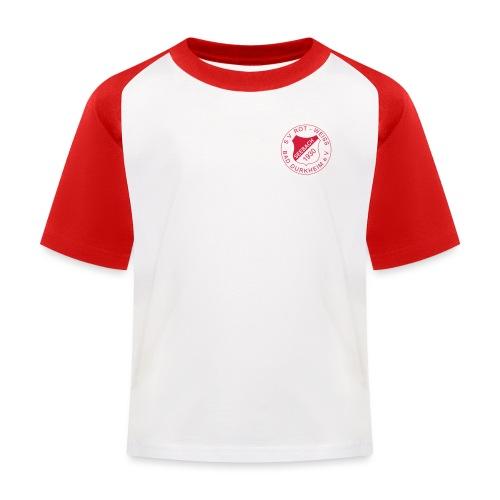 rws-logo-cs5 - Kinder Baseball T-Shirt