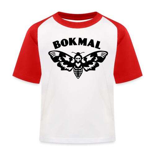 BOKMAL - Baseboll-T-shirt barn