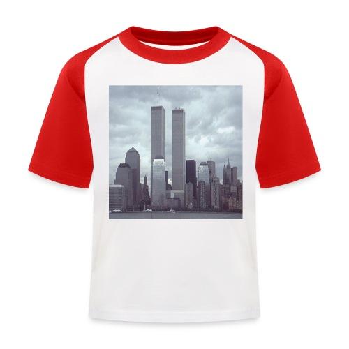 wr28 6 popup jpg - T-shirt baseball Enfant