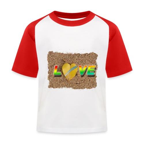 love,madinina - T-shirt baseball Enfant