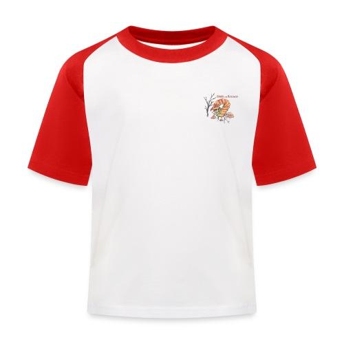Stoneworm - Kinder Baseball T-Shirt