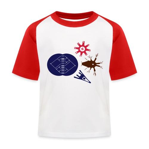 MorphoEvoDevo Special - Kids' Baseball T-Shirt