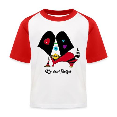 Rio dou Bretzel - T-shirt baseball Enfant