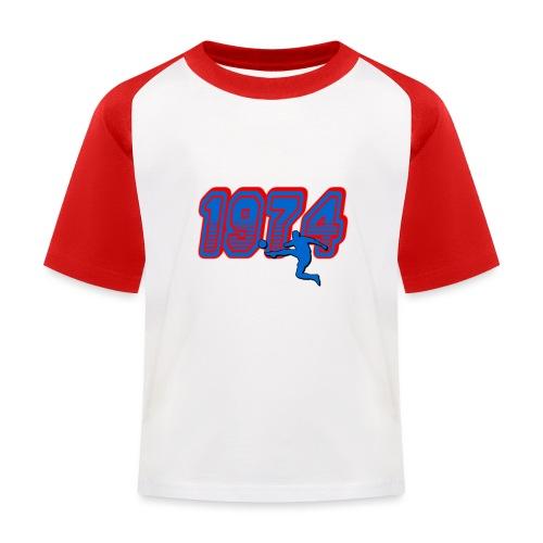 xts0359 - T-shirt baseball Enfant