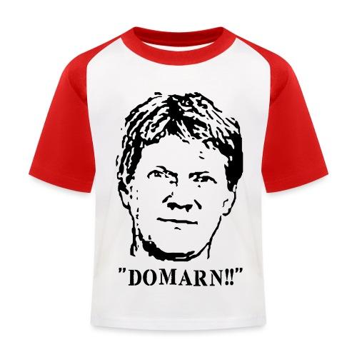 Ubbe - Baseboll-T-shirt barn
