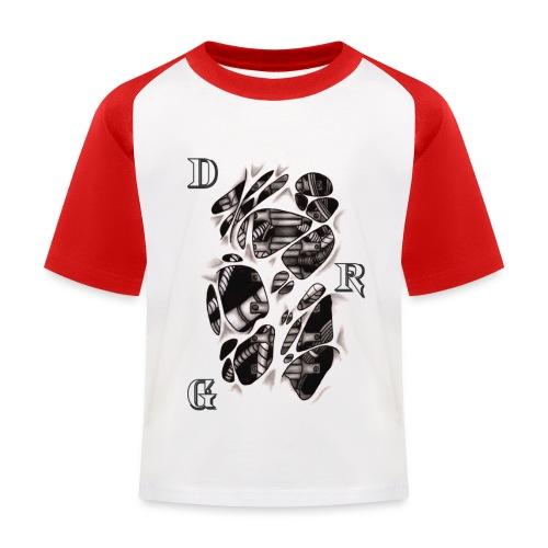 DRAGSTER WEAR - Maglietta da baseball per bambini