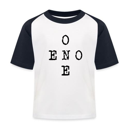 eno/one - Lasten pesäpallo  -t-paita