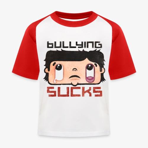 Bullying sucks - Lasten pesäpallo  -t-paita