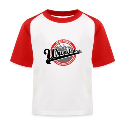 Wunderteam Österreich - Kinder Baseball T-Shirt