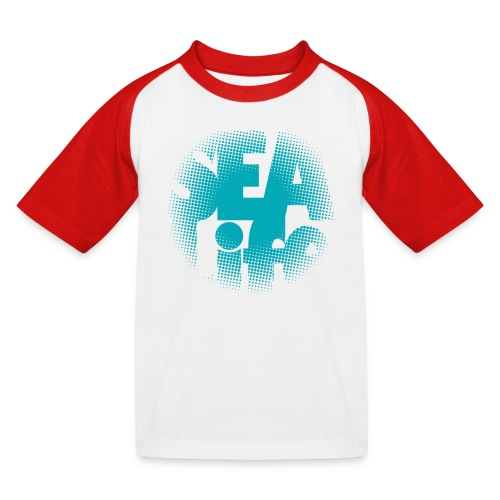 Sealife surfing tees, clothes and gifts FP24R01A - Lasten pesäpallo  -t-paita