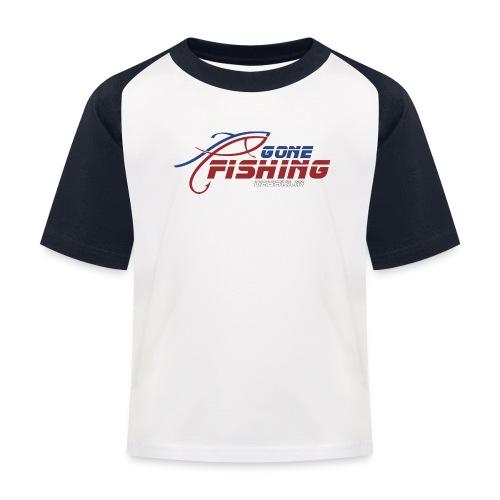 GONE-FISHING (2022) DEEPSEA/LAKE BOAT COLLECTION - Kids' Baseball T-Shirt