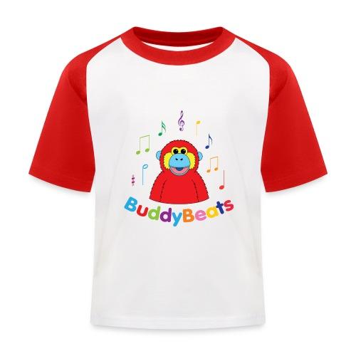 BuddyBeats - Kids' Baseball T-Shirt