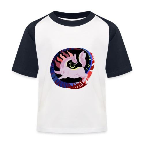Spirale infinita - Maglietta da baseball per bambini