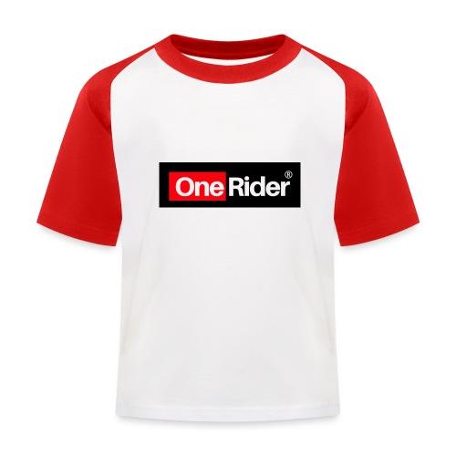Colección OneRider® - Camiseta béisbol niño