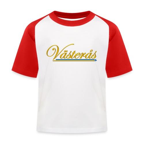 Västerås - Baseboll-T-shirt barn