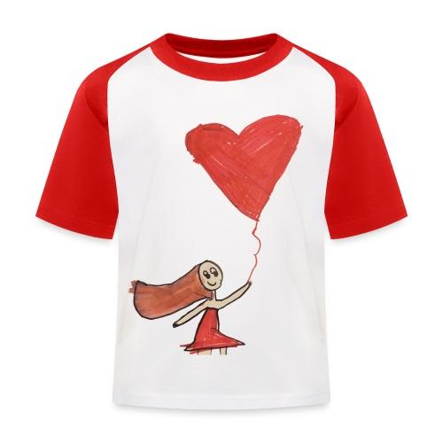 banksyrma - Baseboll-T-shirt barn