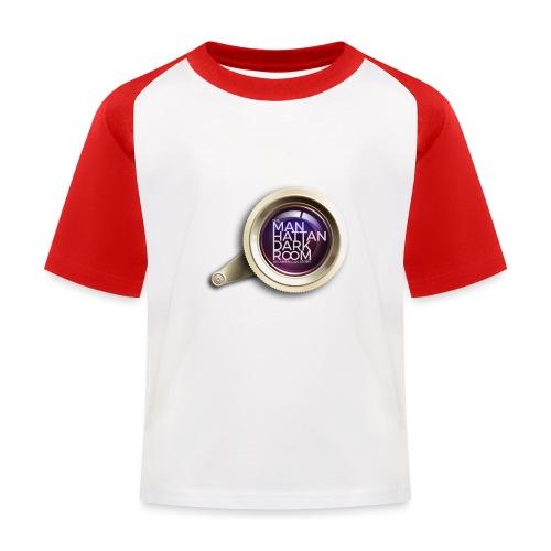 THE MANHATTAN DARKROOM OBJECTIF 2 - T-shirt baseball Enfant