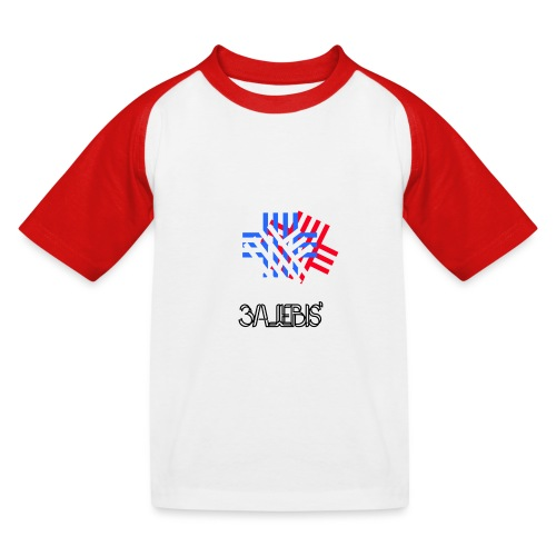 3ajebis' + - Kinder Baseball T-Shirt