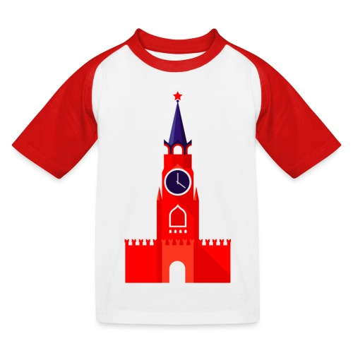 Kremlin by Julia Dudnik - Kids' Baseball T-Shirt