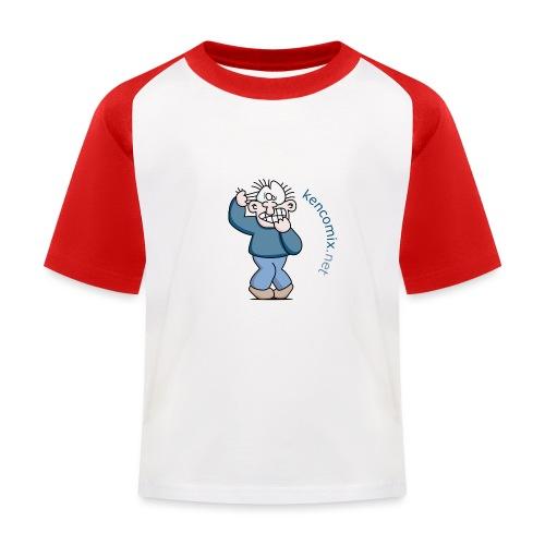 kencomix link - Lasten pesäpallo  -t-paita