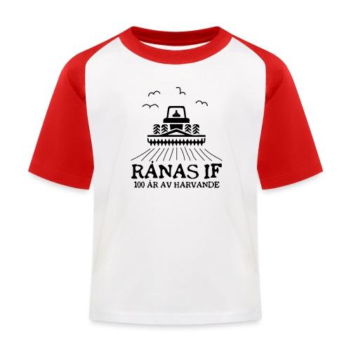 Tragga - Baseboll-T-shirt barn