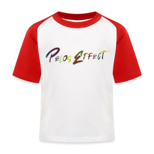 Pélos Effect #2 - T-shirt baseball Enfant