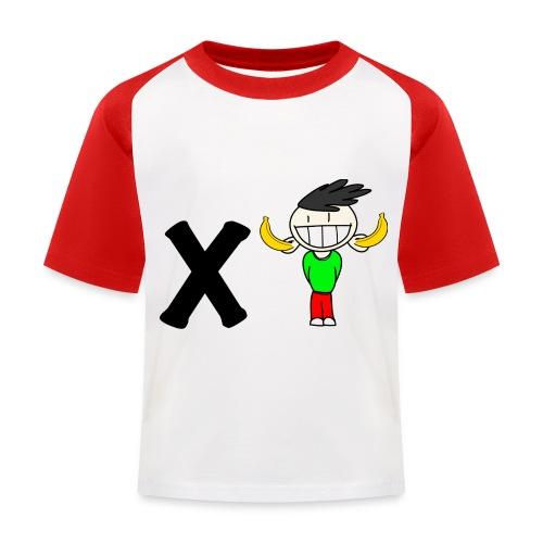 Bengeltje - X - Kinderen baseball T-shirt