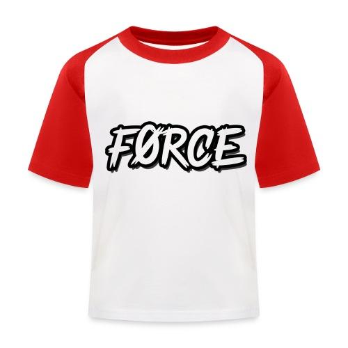 K - Kinderen baseball T-shirt