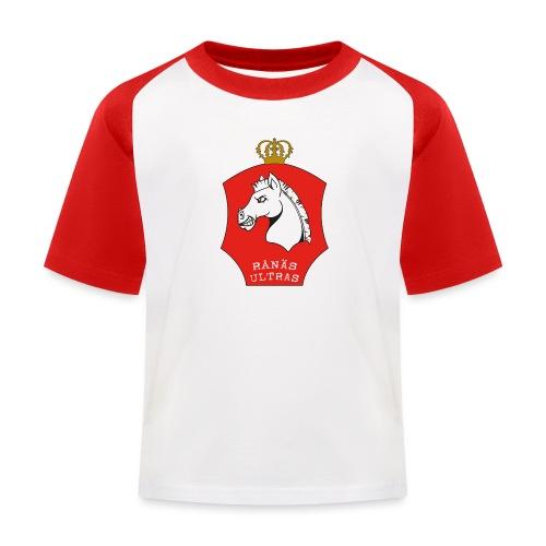ultras RÖD - Baseboll-T-shirt barn