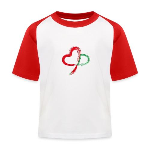 Fürther Kleeblatt - Kinder Baseball T-Shirt