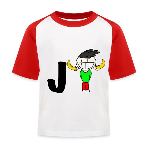 Bengeltje - J - Kinderen baseball T-shirt