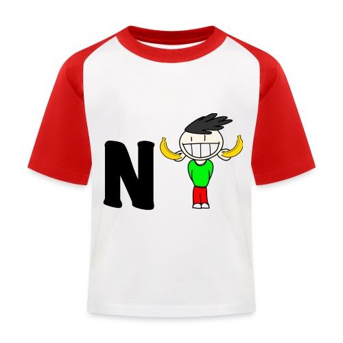 Bengeltje - N - Kinderen baseball T-shirt