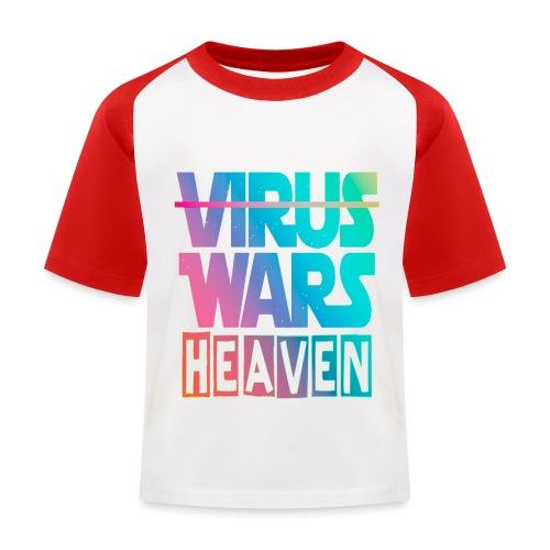 HEAVEN WARS - T-shirt baseball Enfant
