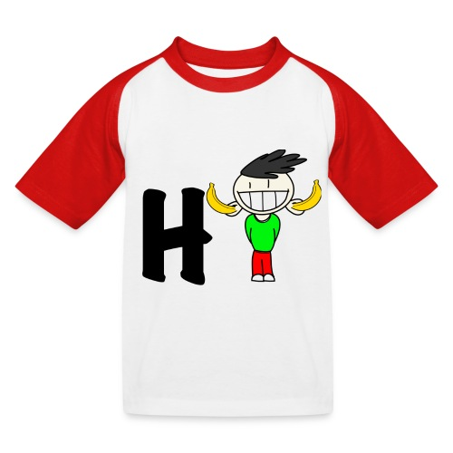 Bengeltje - H - Kinderen baseball T-shirt