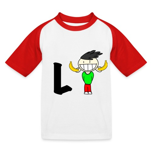 Bengeltje - L - Kinderen baseball T-shirt