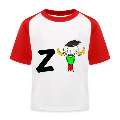 Bengeltje Z - Kinderen baseball T-shirt