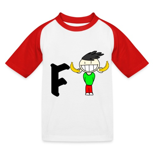 Bengeltje - F - Kinderen baseball T-shirt