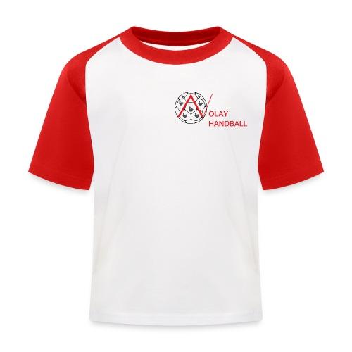 Nolay Handball png - Kids' Baseball T-Shirt