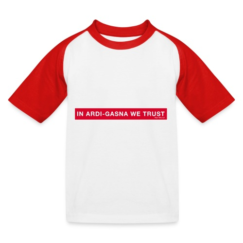 In Ardi 1 - T-shirt baseball Enfant
