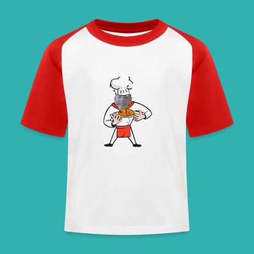 imagesCG8B2R1P jpg - Kids' Baseball T-Shirt