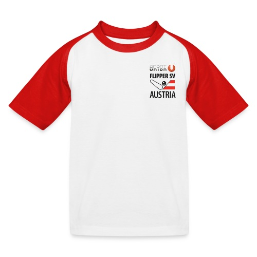 union fippersv - Kinder Baseball T-Shirt