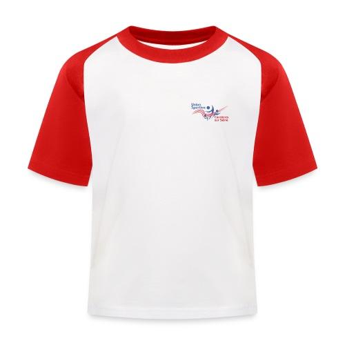 logo usc - T-shirt baseball Enfant